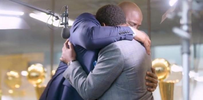 Perdón en Navidad: Magic Johnson e Isiah Thomas se reconcilian tras 26 años de odio