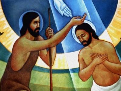 «Tú eres mi Hijo amado, en ti me complazco»