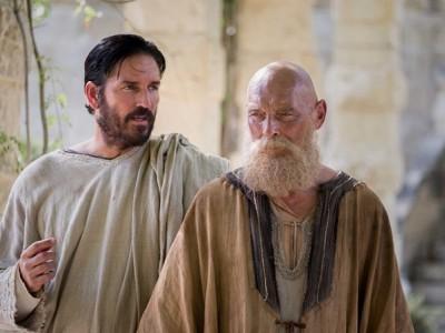 Jim Caviezel será San Lucas en una nueva película sobre el apóstol Pablo