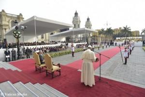 """Perú: """"La corrupción es evitable y exige el compromiso de todos"""""""