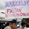 Crisis Venezuela. Presidente CEV Monseñor Azuaje: situación grave