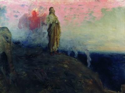 «Permaneció en el desierto cuarenta días, siendo tentado por Satanás»