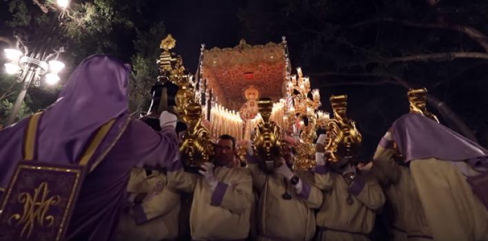 «A través de la belleza se puede llegar a Dios», dice Antonio Banderas sobre la fe en Semana Santa
