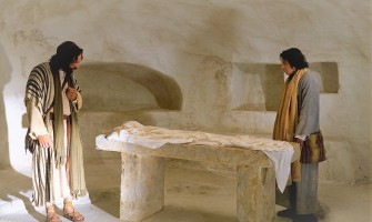 «Vio y creyó, pues hasta entonces no habían comprendido que según la Escritura  Jesús debía resucitar de entre los muertos»