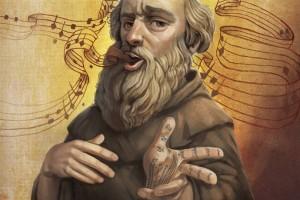 ¿Sabías que un Monje Benedictino inventó el nombre de las Notas Musicales?