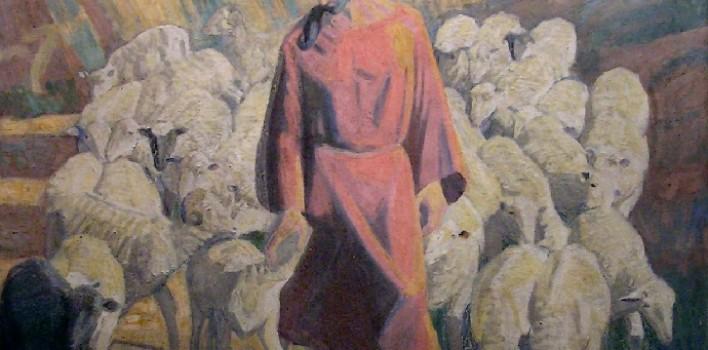 «El Buen Pastor da la vida por sus ovejas»