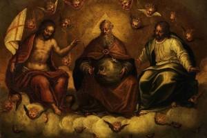 «Bautizándolas en el nombre del Padre y del Hijo y del Espíritu Santo»