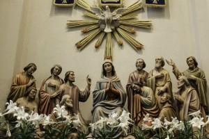 «Recibid el Espíritu Santo»