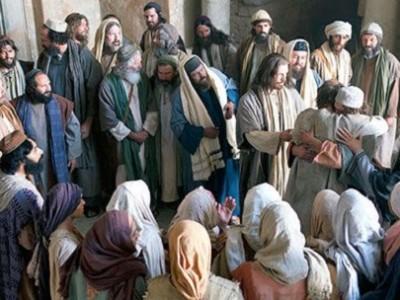 «Un profeta sólo en su patria, entre sus parientes y en su casa carece de prestigio»