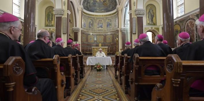 """Obispos de Irlanda: Aliento del Papa y llamada a la """"honestidad e integridad"""""""