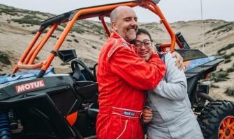 Co-Piloto peruano con Síndrome de Down participará en el Dakar 2019