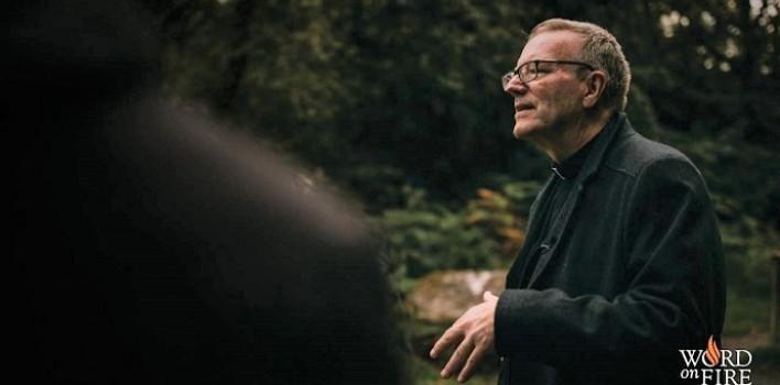 Es tiempo de luchar y no de abandonar la Iglesia, afirma Mons. Robert Barron ante los abusos