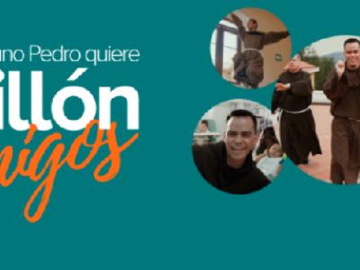 El Hermano Pedro quiere 1 millón de amigos…en Guatemala