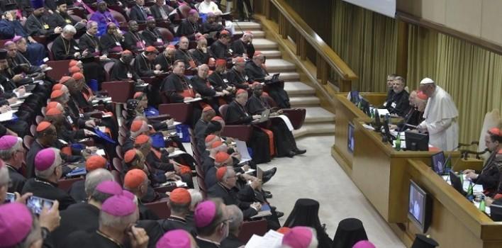 """El Papa abre el Sínodo: """"Disciernan juntos lo que el Señor pide a su Iglesia"""""""