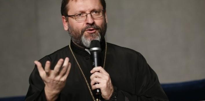 No es fácil contar con sacerdotes casados lo dice el Arzobispo Mayor de la Iglesia Greco Católica Ucraniana