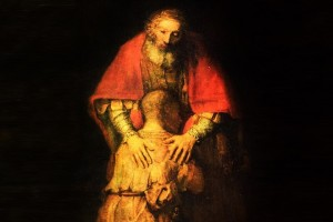 «Padre he pecado contra el cielo y contra ti»